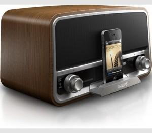 RadioVintageIphone