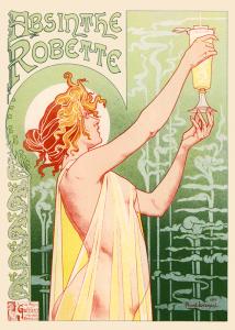 absinthe-robette-vintage-food-drinks-poster-hires-www.freevintageposters.com