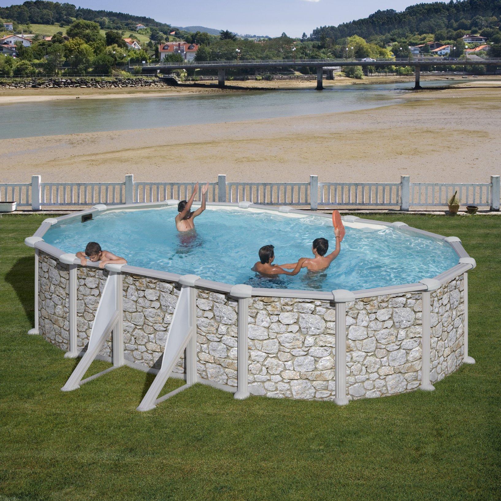 Ces 7 riens qui vous changent un jardin 5 plouf la piscine for Piscine hors sol naturelle