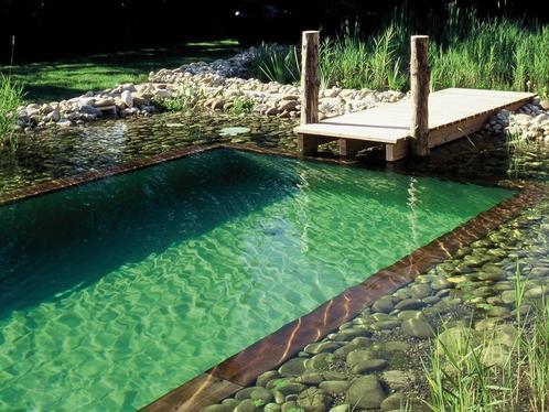 ces 7 riens qui vous changent un jardin 5 plouf la piscine. Black Bedroom Furniture Sets. Home Design Ideas