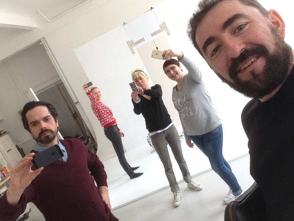 la dream team des shooting photos