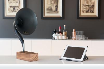 Un gramophone moderne et charmant chez gramovox