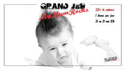 Grand Jeu My Mum Rocks