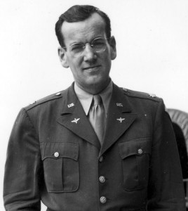Major Glenn Miller  (U.S. Air Force photo)