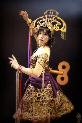 La poupée mécanique • Costume par Melle Sue