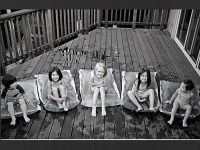 fabriquez des coussins d'eau pour le plus grand bonheur de vos enfants!