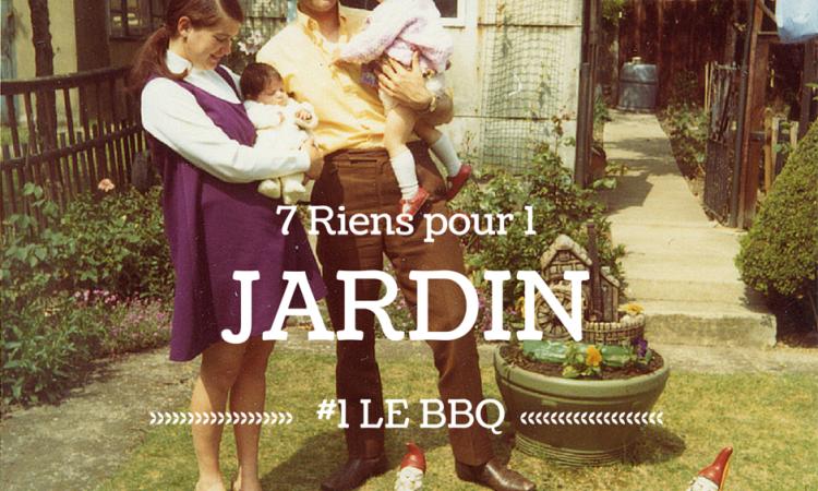 7 riens pour un jardin