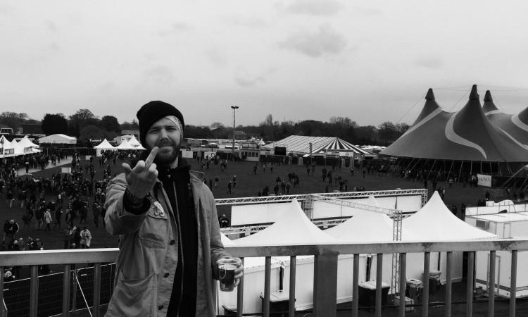 Récit des deux jours au Groezrock Festival par Timmy Willy, artiste (Art Won't Wait)